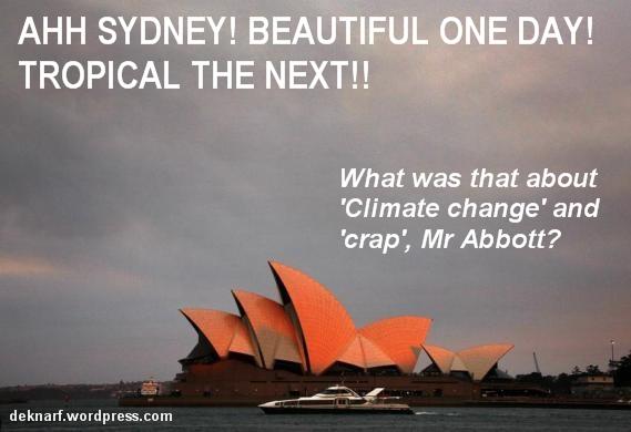 Tropical Sydney