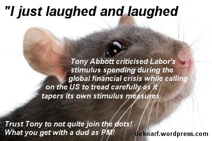 Abbott Stimulus Rat