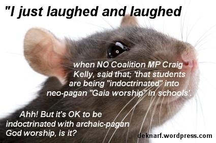 Neo Pagan Rat