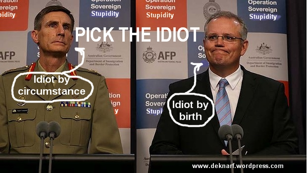 Pick The Idiot