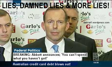 Cant spend Abbott