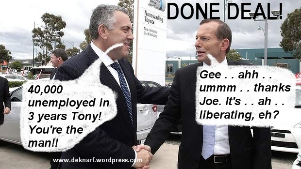 Done deal Abbott