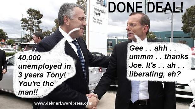 Done deal Abbott