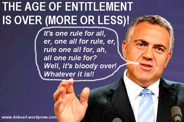 Entitlement Hockey