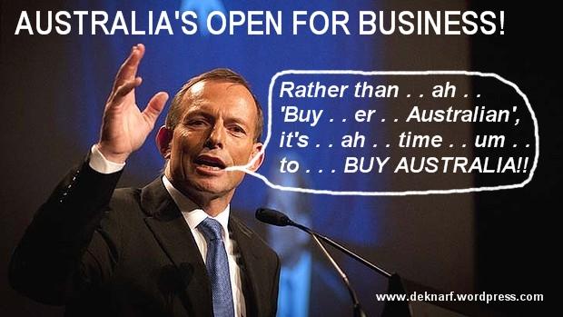 Open for business Abbott