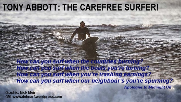 Surfing Abbott