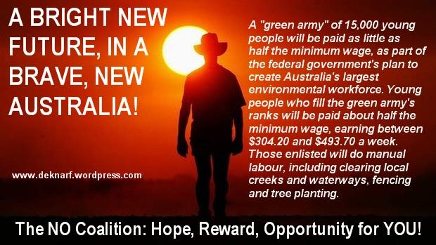 Brave new Oz