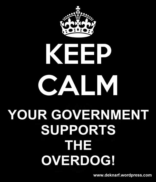 Calm Overdog