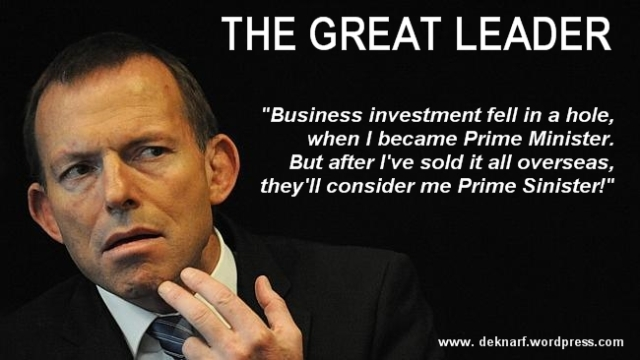 Great Leader Abbott