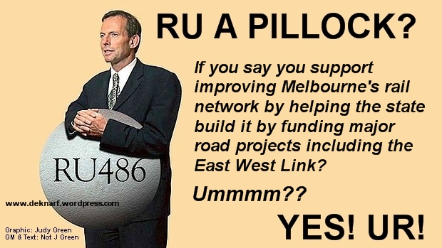 Road Rail Pillock