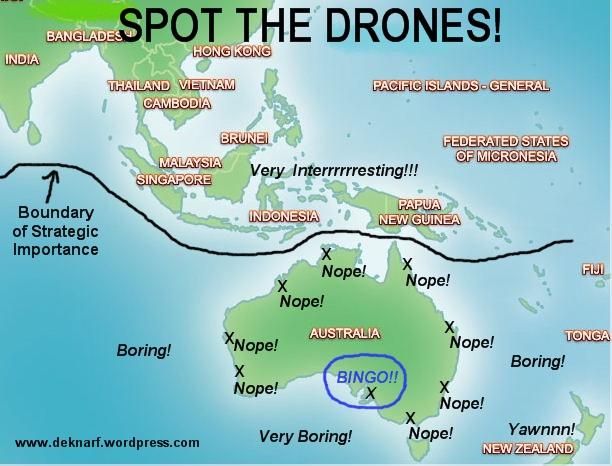 Spot the drones