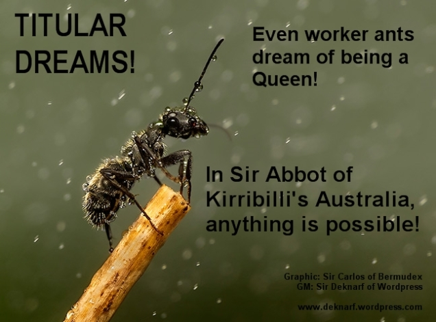 Title Ant Dreaming