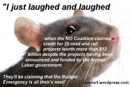 False Claim Rat