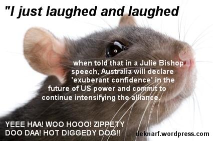 Exuberant Rat