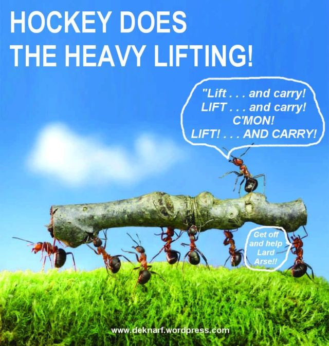 Heavy Lift Ant