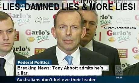 Liar Liar Abbott