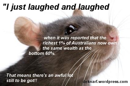 Wealthy Rat