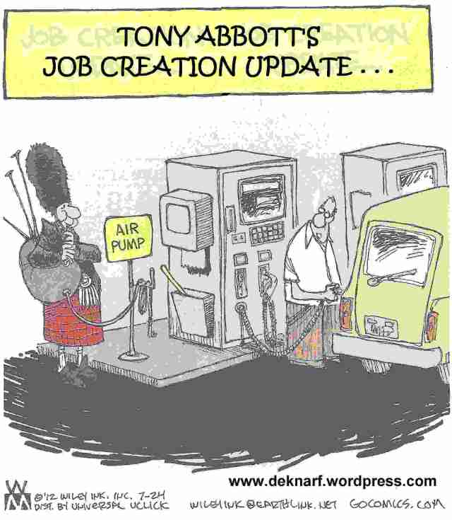 Abbotts Job Creation