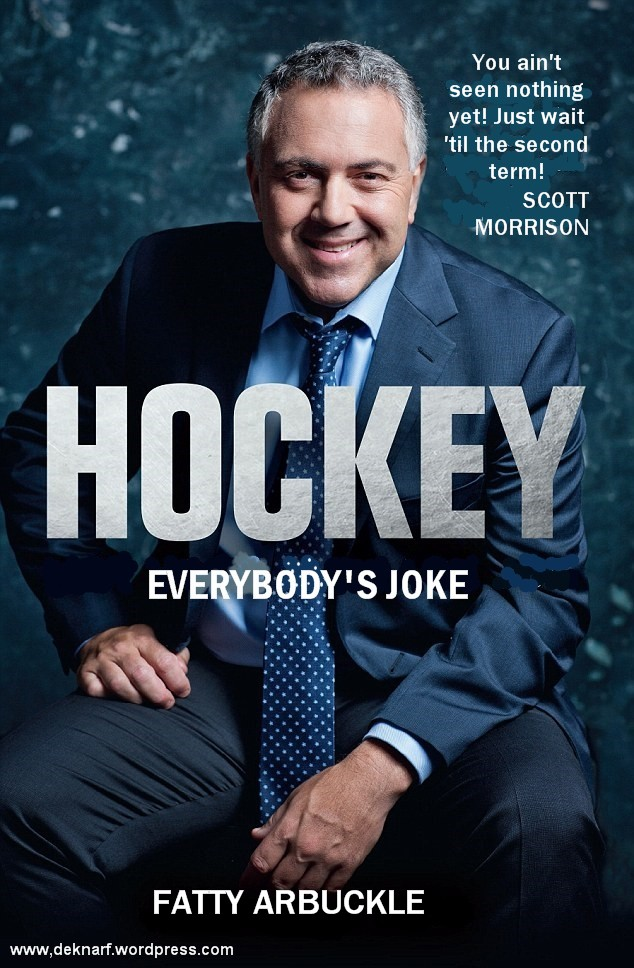 Big Joke Hockey Book
