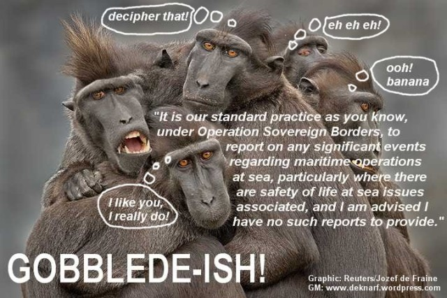 Gobbledeish