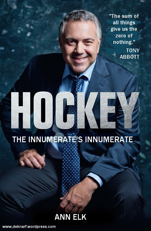 Innumerate Hockey Book