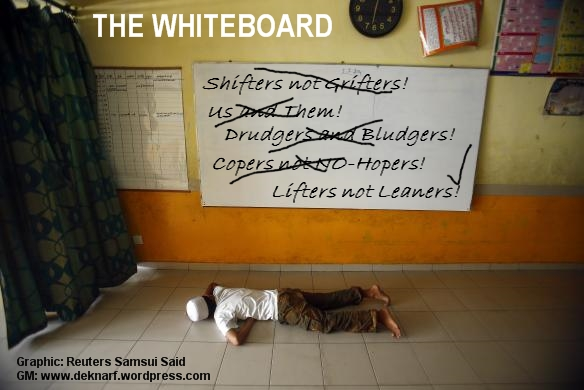 The Whiteboard