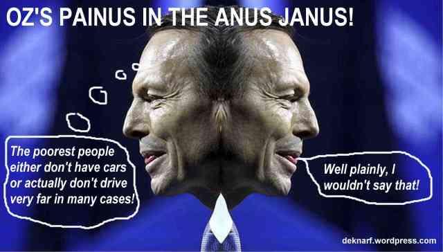 Janus Poor Cars