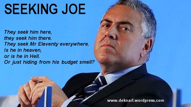 Seeking Joe