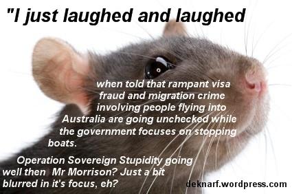 Stop Boats Rat