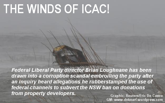 Wind of ICAC