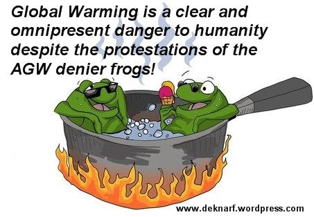 AGW Boiling Frongs