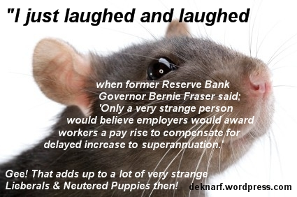 Superannuation Rat