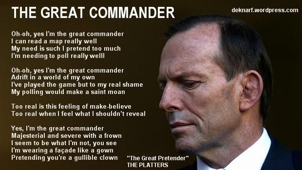 Commander Abbott