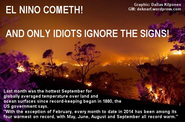 El Nino Cometh