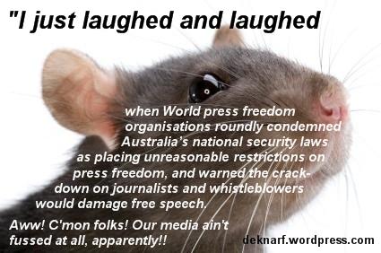 Free Press Rat