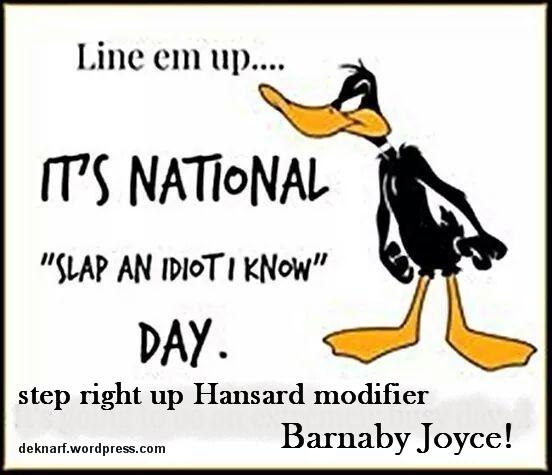 Joyce Hansard Duck