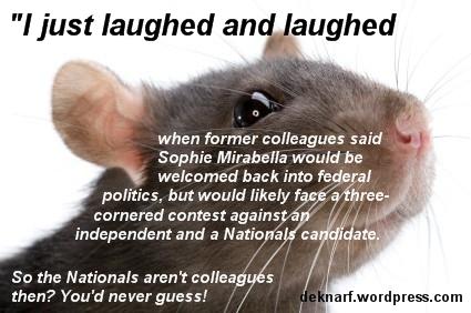 Mirabella Rat