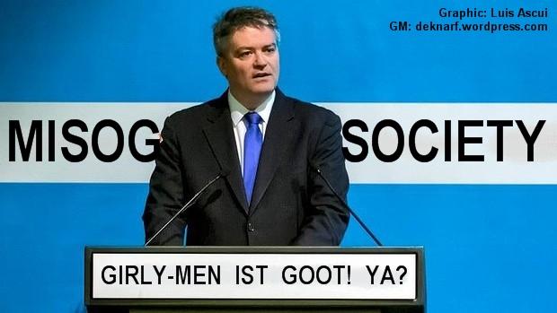 Misogyny Corman