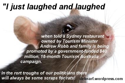Restaurant Rat