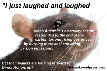 Energy Industry Rat