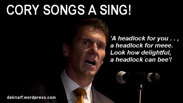 Headlock Cory