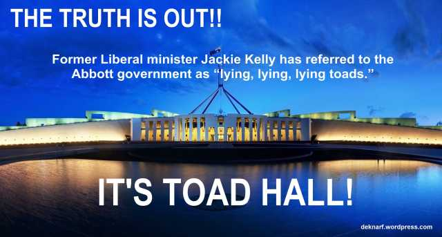 Liberal Toad Hall