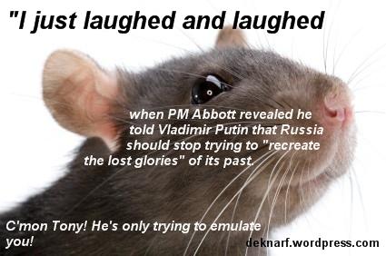 The Past Rat