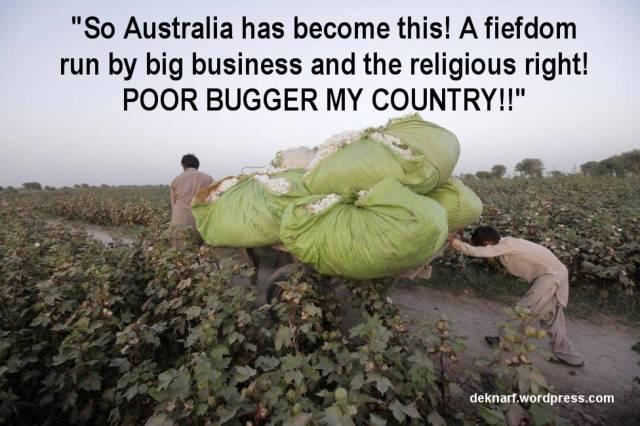 Australian Fiefdom