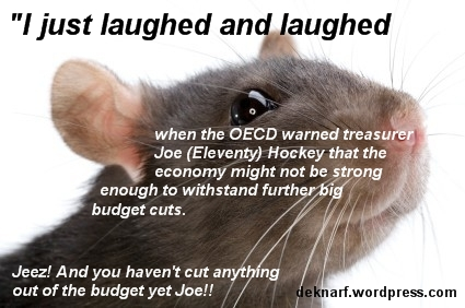 Hockey Budget Rat