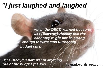 Hockey Budget Rat
