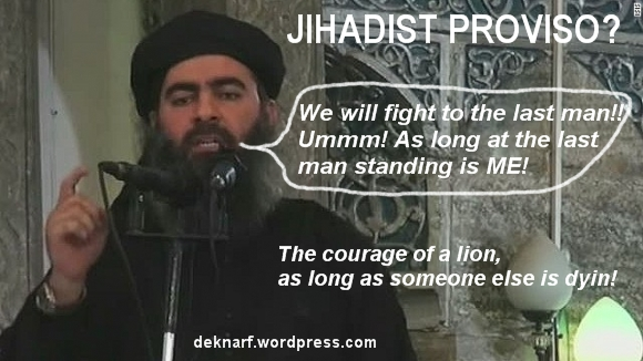 Jihadist Proviso