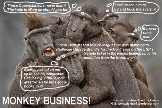 Mason Monkey Business
