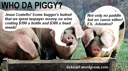 Piggy Trough Johnston