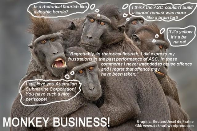 Rhetorical Monkey